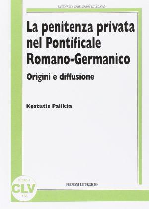 La penitenza privata nel Pontificale Romano-Germanico